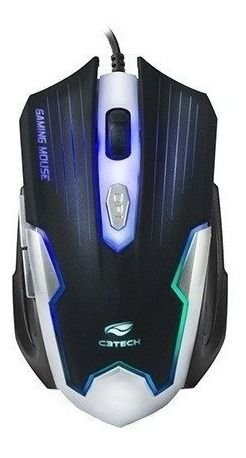 Mouse com Fio Gamer Usb MG-11BSI C3tech