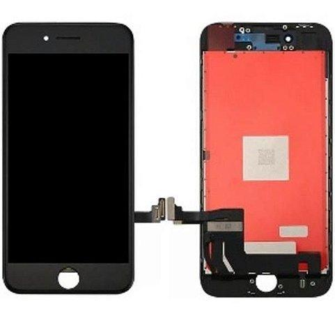 Display iPhone 8g Preto (troca de vidro, display original)