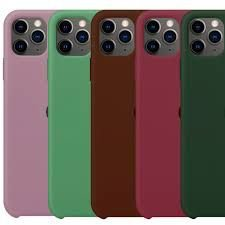 Capa iPhone 11 Pro Max Silicone Alta Qualidade