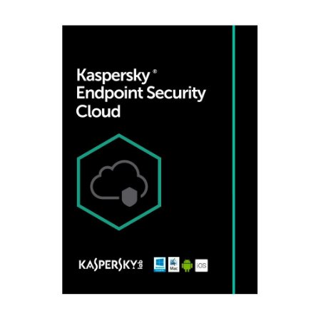 Kaspersky Endpoint Security Cloud - 1 ano - 10 Computadores / FileServer; 20 Mobile