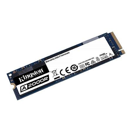 Ssd 500gb M2 Nvme A2000 280 PCIE SA2000M8500G Kingston