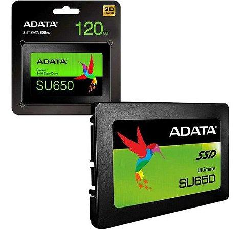 Ssd 120gb ASU650SS120GTR ADATA