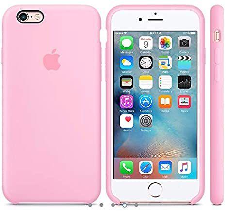 Capa iPhone 6G Plus iPhone 6S Plus Silicone Alta Qualidade