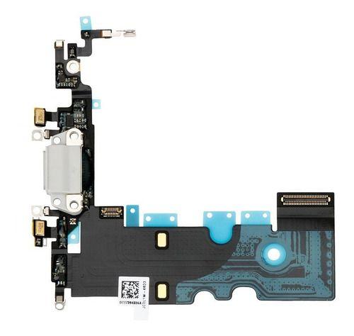 Flex Conector Carga Dock Usb Microfone Iphone 8