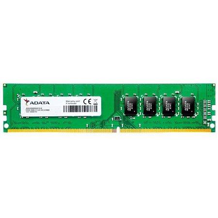 Memoria Desktop 8gb Ddr4 2666mhz AD4U266638G19S Adata