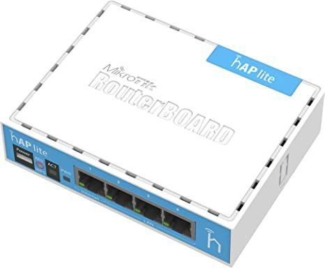 Roteador MikroTik RouterBOARD RB941-2ND