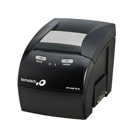 Impressora Fiscal MP4200 TH FI Guilhotina Bematech