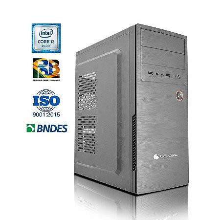 Desktop Leadertech Prime (CORE I3 9100 / ASU H310 / 4GB DDR4 / HD 1TB / 200W)