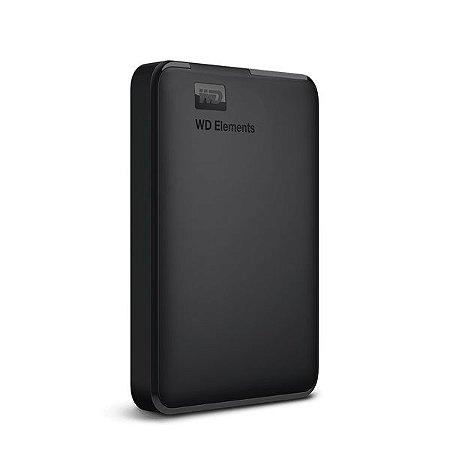 Hd Externo 1tb Usb 3.0 WDBUZG0010BBK Western Digital