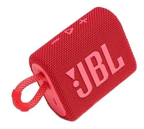 Caixa de Som Go3 Red Ipx7 Jbl