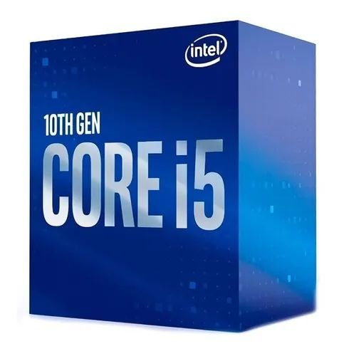 Processador Intel I5 10400F 2.90Ghz (up to 4.30Ghz) 12mb Sem Vídeo On Board BX8070110400F