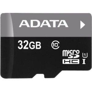Cartao de Memoria Adata 32gb AUSDH32GUICL10RA1