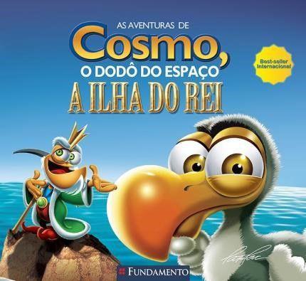 Aventuras De Cosmo, O Dodô Do Espaço, As - A Ilha Do Rei