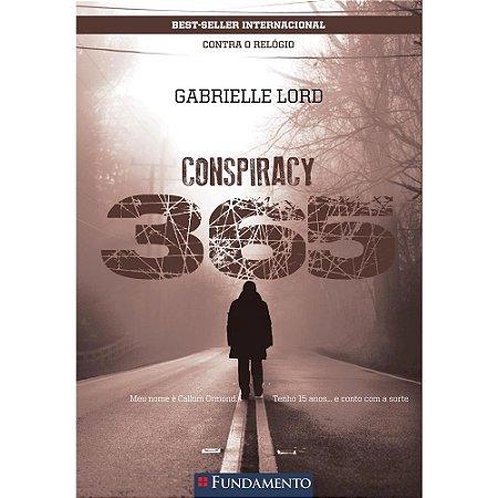 Livro Conspiracy 365: Contra o Relógio - Livro 4 Abril