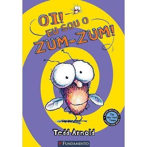 Livro Oi! Eu Sou o Zum-Zum!