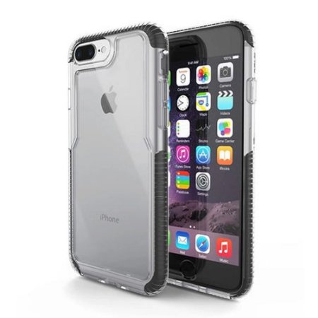 Capa de Proteção Anti Impacto para Iphone 7 Plus / 8 Plus IPI7PB IMPACT PRO - Geonav