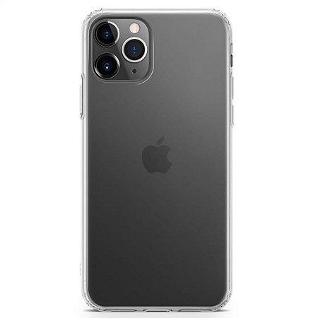 Capa de Proteção para Iphone 11 PRO MAX Impactor Clear Transparente Proteção Militar - Customic