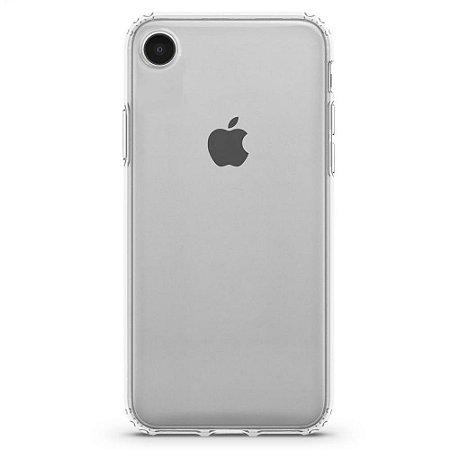 Capa de Proteção para Iphone 7 ( e 8/SE) Impactor Clear Transparente Proteção Militar - Customic