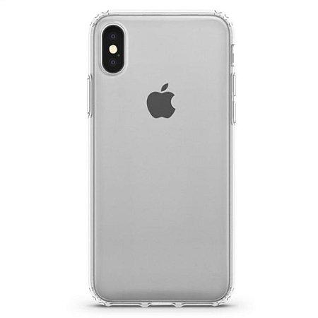Capa de Proteção para Iphone XS MAX Impactor Clear Transparente Proteção Militar - Customic