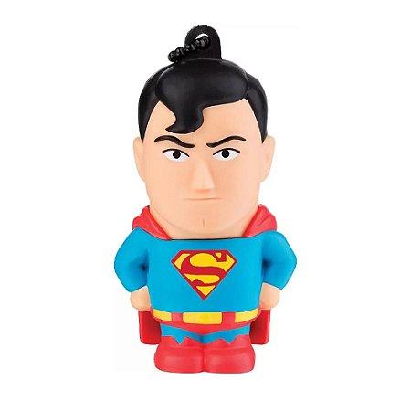 Pen Drive Super Homem 8GB Dc Comics PD086 - Multilaser