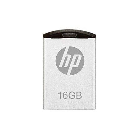 Pen Drive Mini 16GB USB 2.0 HPFD222W-16P V222W - HP