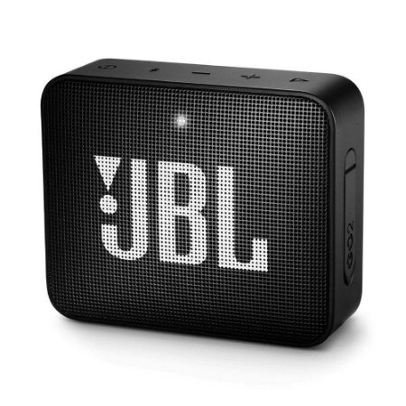 Caixa de Som GO 2 Portátil Bluetooth/P2 Black 3W Rms (Harman do Brasil) - JBL