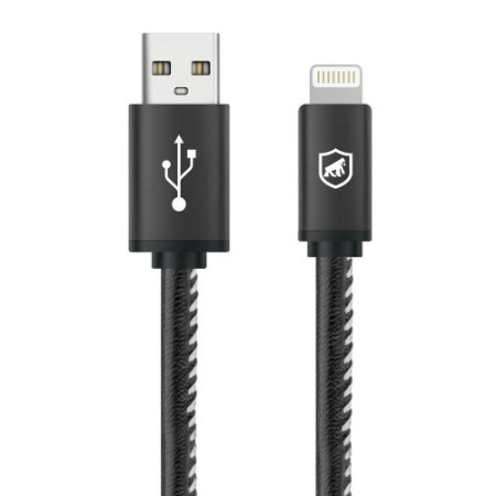 Cabo Lightning / Usb Turbo Militar (MFi Homologado Apple) 1,5m - Gshield