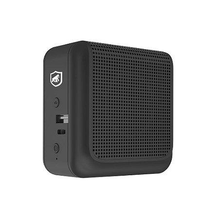 Caixa de Som Mini Charger Bluetooth, USB (c/ função Carregamento por indução) - Gshield