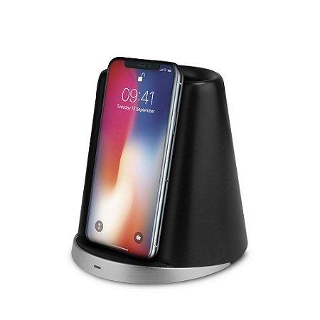 Carregador Wireless de Mesa Porta Canetas - Gshield