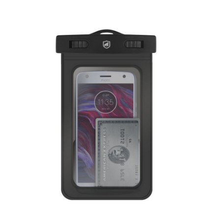 """Bolsa (capa) Prova d´Água Universal para Celulares até 6"""" Polegadas - Gshield"""