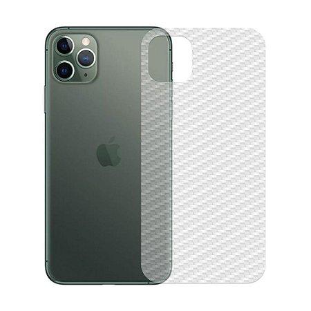 Película Traseira Fibra de Carbono para Iphone 11 Pro MAX - Gshield