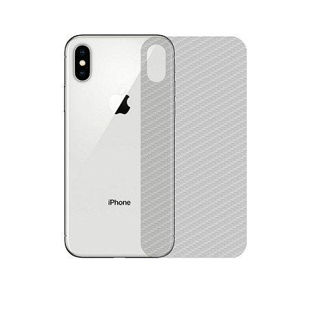 Película Traseira Fibra de Carbono para Iphone XS Max - Gshield