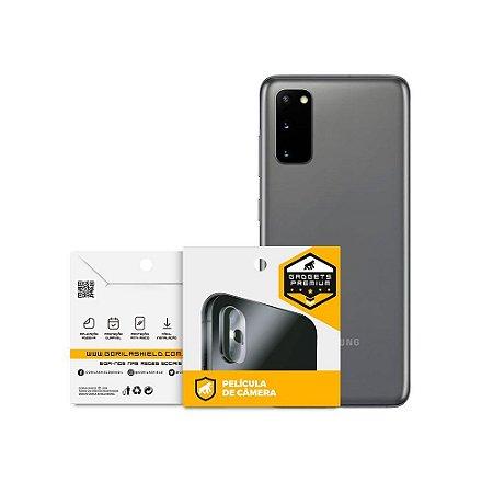 Película para Lente de Câmera Samsung S20 - Gshield
