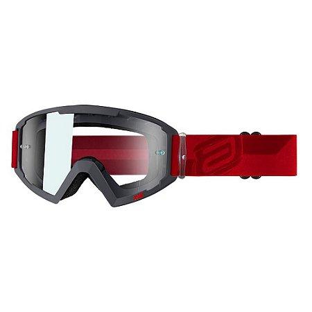 Óculos ASW A2 Kick Cinza/Vermelho