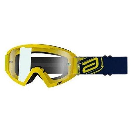 Óculos ASW A2 Forever Amarelo/Azul