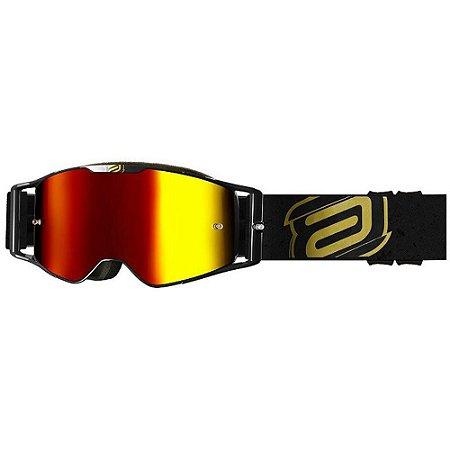 Óculos ASW A3 Class Preto/Dourado