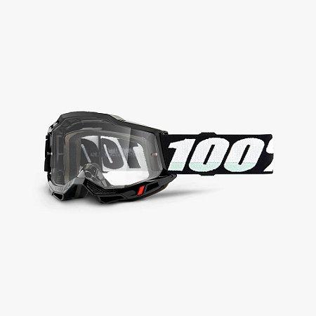 Óculos 100% Accuri 2 OTG Preto