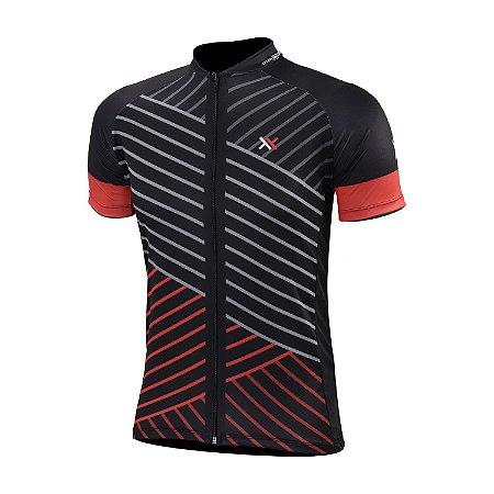 Camisa Mattos Racing Bike Lines Vermelho