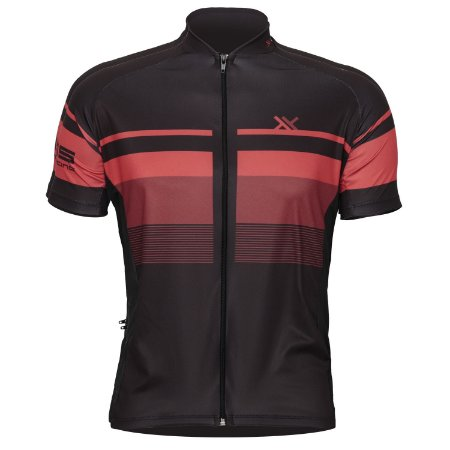 Camisa Mattos Racing Bike Track II Vermelho