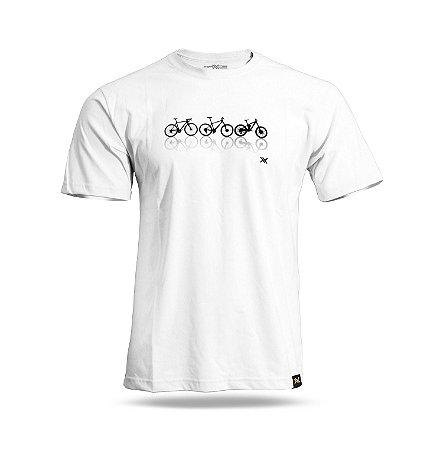 Camiseta Mattos Racing Choice Branco