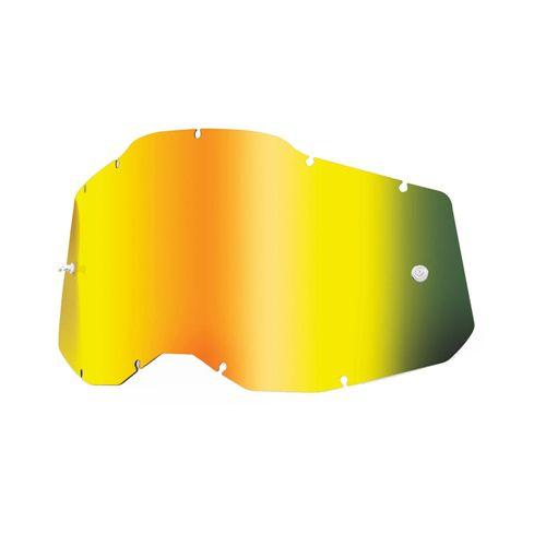 Lente 100% RC2/AC2/ST2 - Dourada Espelhada