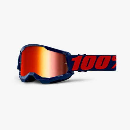 Óculos 100% Strata 2 Masego Espelhado