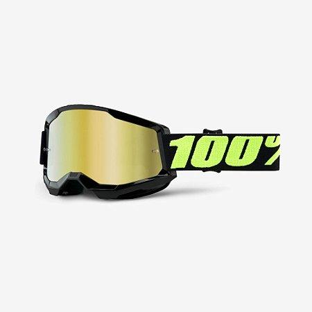 Óculos 100% Strata 2 Upsol Espelhado