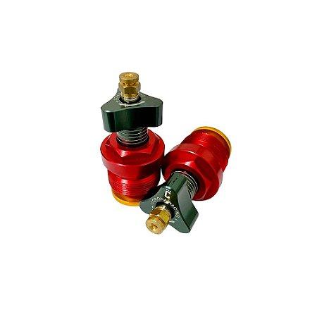 Regulador de Pré Carga Suspensão Dianteira CRF230 Corona