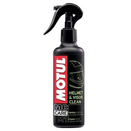 Spray Limpador para Capacete e Viseira MOTUL M1 250ml