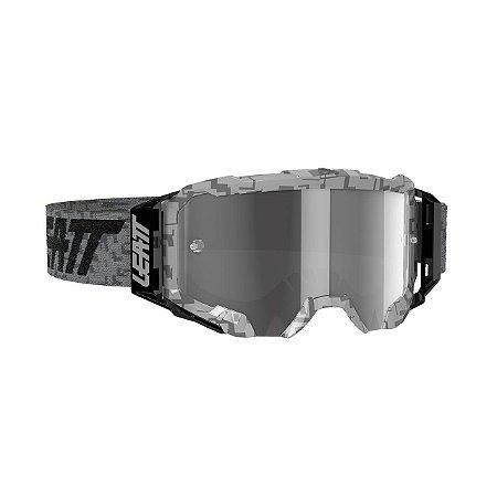 Óculos Leatt Velocity 5.5 Cinza / Preto