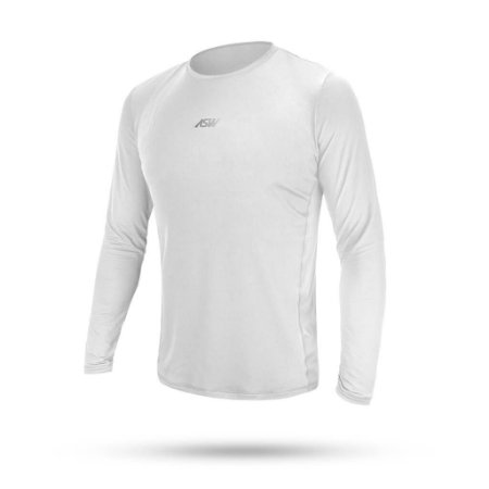 Camisa ASW SEGUNDA PELE ML Branco G