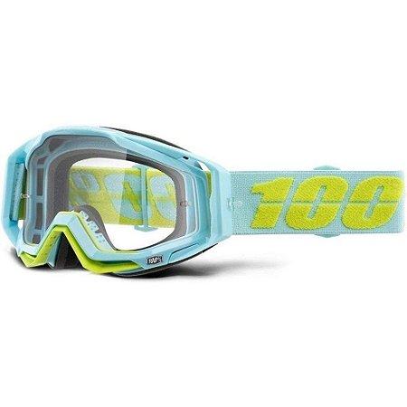 Óculos 100% Racecraft Pinacles Azul