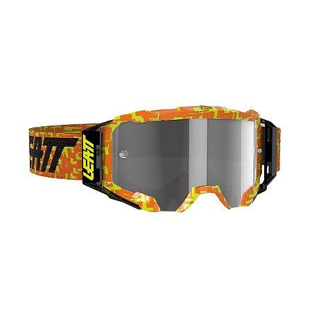 Óculos Leatt Velocity 5.5 Laranja / Amarelo