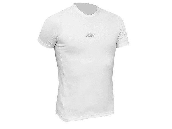 Camisa ASW Segunda Pele Branco Tam. GG